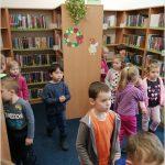 Žabky v knihovně - únor 2020